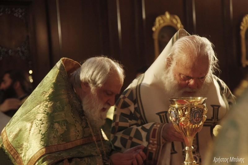 You are currently viewing Η Βαϊοφόρος στον Αγ.Διονύσιο Αρεοπαγίτη