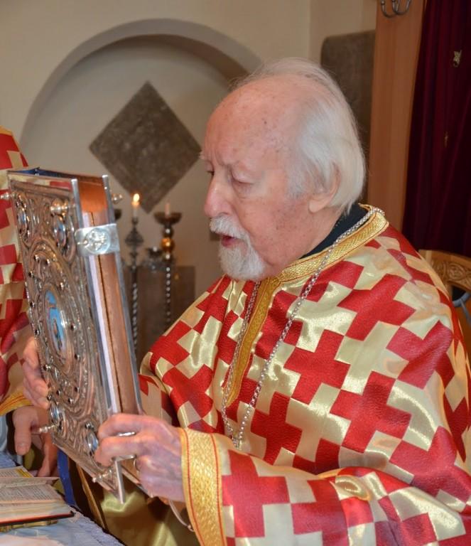 Εκοιμήθη  ένας πρωτοπόρος Ορθόδοξος Φλαμανδός Ιερέας:ο κατά σάρκα πατέρας του Μητροπολίτη Βελγίου Αθηναγόρα, πατήρ Ιγνάτιος Peckstadt
