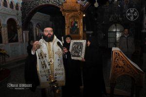 Επιστροφή της Παναγίας Φανερωμένης στην Ι.Μ. Βαθυρρύακος