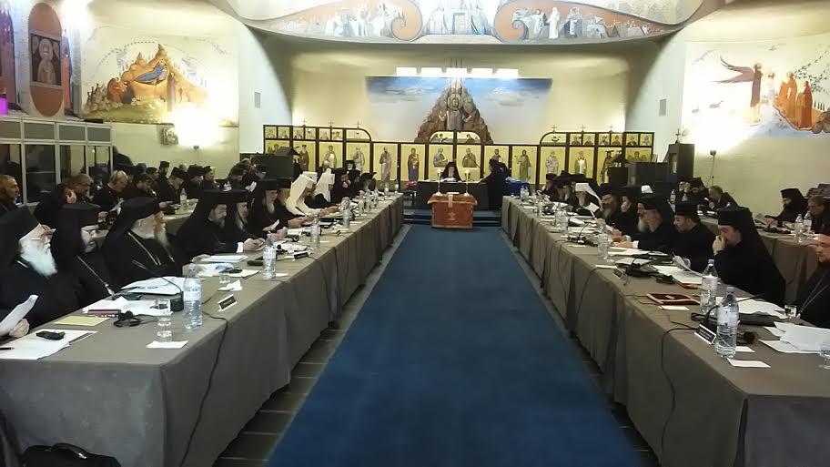 Χωρίς Ιεράρχη εκ των νέων Χωρών, η αντιπροσωπεία του Οικουμενικού Πατριαρχείου για την Μεγάλη Σύνοδο