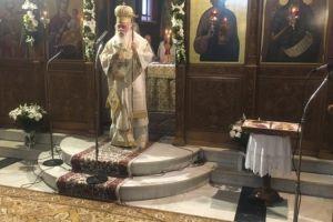 Ο Αρχιεπίσκοπος Ιερώνυμος από την Πρέβεζα: Η ανθρωπιά στην Ευρώπη έχει αρχίσει να πεθαίνει