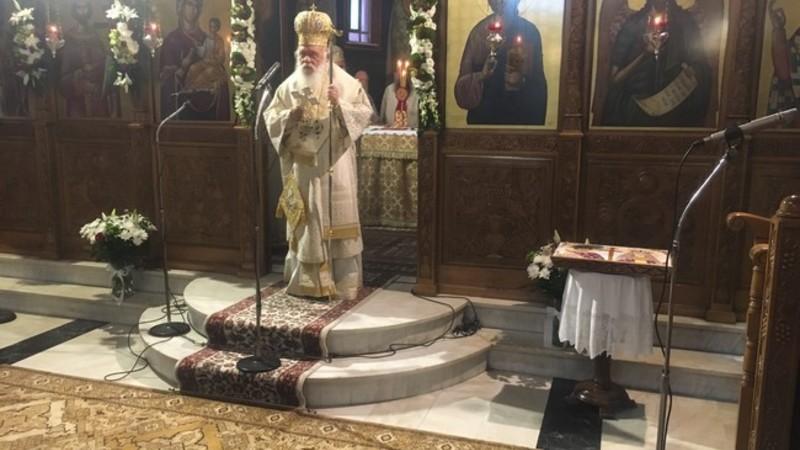 You are currently viewing Ο Αρχιεπίσκοπος Ιερώνυμος από την Πρέβεζα: Η ανθρωπιά στην Ευρώπη έχει αρχίσει να πεθαίνει
