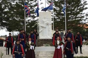 Ι.Μ.Ρεθύμνου: Τίμησαν τα 75 χρόνια από την Μάχη της Κρήτης