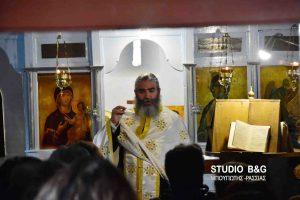 Λιτανεία της εικόνας του Αγίου Ιωάννη του θεολόγου στο Ναύπλιο
