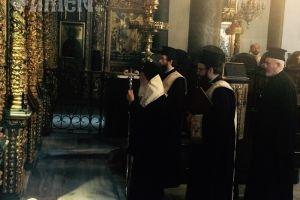 Πατριαρχικό Τρισάγιο για τον πρ. Μπουένος Άϊρες Γεννάδιο