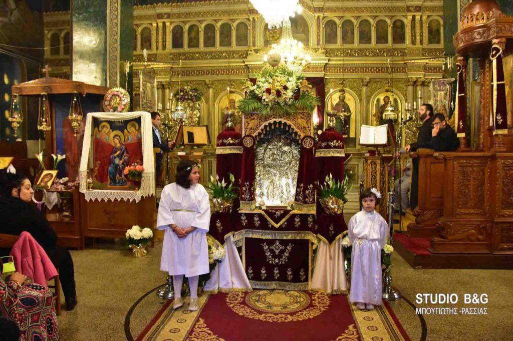 You are currently viewing Ο Μητροπολίτης Ζιχνών Ιερόθεος, στην εορτή της Ζωοδόχου πηγής στη Δαλαμανάρα Αργολίδας