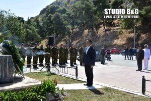 Εορτάστηκε η επέτειος λήξης του 2ου Παγκοσμίου Πολέμου στο Ναύπλιο