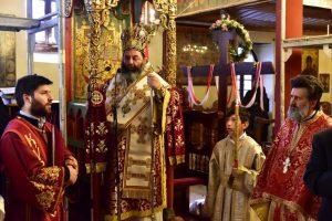 Με λαμπρότητα ο εορτασμός του Αγίου Γεωργίου στη Μητρόπολη Λαγκαδά