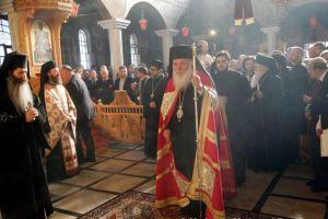 Ο Αρχιεπίσκοπος Ιερώνυμος από το Βελεστίνο: «Αποστολή της Εκκλησίας η διακονία του ανθρώπου»