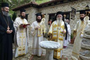 Μεταπασχάλια συνάντηση Κληρικών στην Ι.Μ. Καστορίας