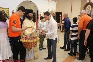 Η Μεγάλη Εβδομάδα και το Άγιον Πάσχα στο Κατάρ