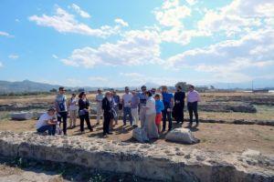 15 Φοιτητές από το Μόναχο ακολουθώντας «τα βήματα του Αποστόλου Παύλου» βρέθηκαν στην Κόρινθο
