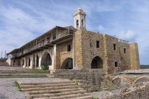 Ολοκληρώνεται η πρώτη φάση αναστήλωσης στην Μονή του Αποστόλου Ανδρέα στην Κύπρο