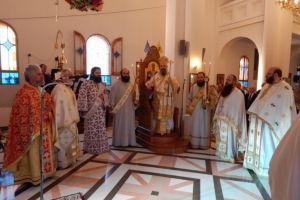 Η εορτή του οσίου Ιωάννου του Ρώσου στην Πάτρα