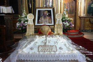 Τεσσαρακονθήμερο μνημόσυνο μακαριστού Επισκόπου Ρεντίνης κυρού Σεραφείμ