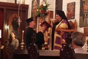 Η εορτή της Αγίας Φωτεινής στη Σμύρνη