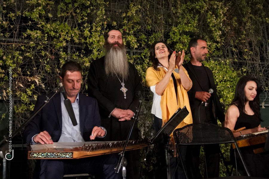 Εκδήλωση χορευτικών συγκροτημάτων των ενοριών της Ιεράς Αρχιεπισκοπής