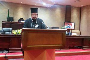 Ο Μητροπολίτης Ζάμπιας μετέφερε  στο Παναφρικανικό Κοινοβούλιο τη φωνή της Ορθόδοξης Εκκλησίας
