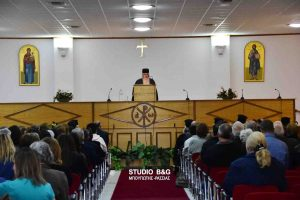Ομιλία του Πρωτοπρεσβύτερου Βασίλειου Τσιμούρη στην Ζόγκα Αργολίδος