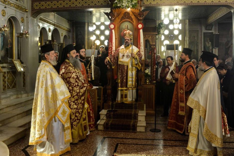 You are currently viewing Μεσσηνίας Χρυσόστομος: «Οι Έλληνες ξέρουν να γράφουν ιστορία»