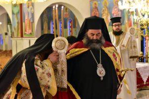Τη μνήμη των Αγίων Κωνσταντίνου και Ελένης τίμησε η Μητρόπολη Λαγκαδά