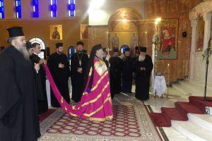 Η εορτή του Κορινθίου Αγίου Μακαρίου του Νοταρά στο Ξυλόκαστρο