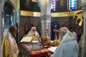 Δημητριάδος Ιγνάτιος: «Γνώμονας της Μεγάλης Συνόδου η ενότητα της Ορθοδοξίας»  Τιμήθηκε στο Βόλο η μνήμη των Αγίων Κωνσταντίνου και Ελένης