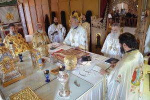 Η μνήμη του Ευαγγελιστή Μάρκου με  Αρχιεπισκοπικό Συλλείτουργο στον Αρχάγγελο Λευκωσίας
