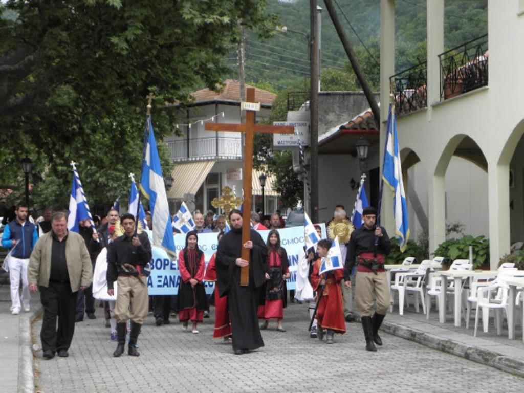 Εκδηλώσεις στο Δελβινάκι για την επέτειο αυτονομίας της Β. Ηπείρου