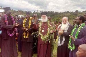 Ο Πατριάρχης Αλεξανδρείας περιοδεύει Ιεραποστολικώς στη Δυτική Κενυα