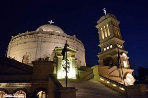 Η εορτή της μνήμης του Αγίου Γεωργίου στο Κάΐρο