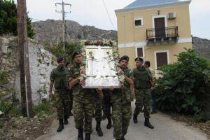 Το  ακριτικό Καστελλόριζο του Αιγαίου μας εόρτασε τους Ισαποστόλους