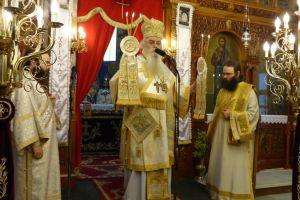 """Καστορίας Σεραφείμ : """"Επιλέξαμε να πορευθούμε το δρόμο της αθεΐας και της απιστίας"""""""