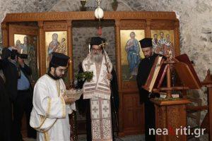 Θυρανοίξια σε μοναστήρι της Κρήτης μετά από 600 χρόνια