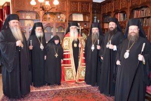 Πλήθος πιστών στην Ιερά Πανήγυρη της Ι.Μ.Ιωάννου Προδρόμου Μακρυνού-Μεγάρων