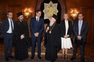 Ο Πρόεδρος της ΝΔ Κυριάκος Μητσοτάκης επισκέφθηκε το Φανάρι