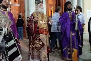 Ο Επιτάφιος στις ελληνορθόδοξες εκκλησίες στη Χώρα του Νείλου
