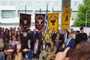 Την Ιερά εικόνα της Παναγίας Σουμελά υποδέχτηκαν οι Πόντιοι στην Νυρεμβέργη