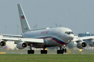 Από Βουλγαρία και συνοδεία ελληνικών F-16 το προεδρικό Il-96 – Με τα σύμβολα της Ορθοδοξίας ταξιδεύει ο Β.Πούτιν