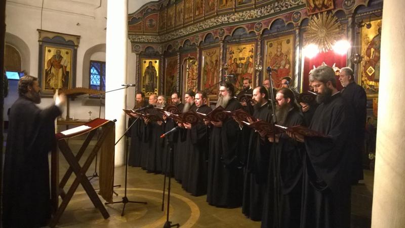 Στη Σερβία η Χορωδία των Κληρικών της Ιεράς Μητροπόλεως Δημητριάδος