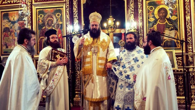 Αρχιερατική Θεία Λειτουργία στα Τρίκαλα ενόψει των μεταθέσεων ιερέων