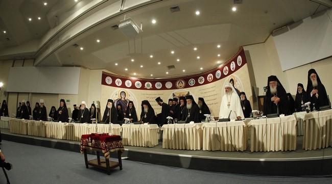 Ενημέρωση από την αντιπροσωπεία της Εκκλησίας της Ελλάδος στην Αγία και Μεγάλη Σύνοδο της Κρήτης