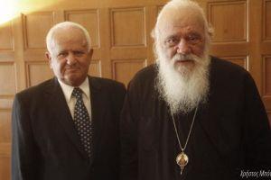 Μία συνάντηση του Αρχιεπισκόπου που συγκίνησε…