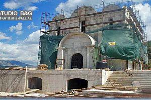 Πρόγραμμα εορτασμού ιερού ναού Αγίου Λουκά του Ιατρού στα Λευκάκια Ναυπλίου