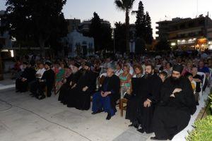 """Μια διαφορετική """"λειτουργία"""" στον καθεδρικό του Απ.Παύλου στην Κόρινθο"""