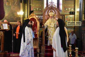Θεία Λειτουργία με άρωμα Αγίου Όρους στο Ναύπλιο