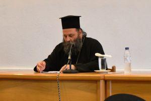 Ο Σεβ. Μητροπολίτης Ιωαννίνων Μάξιμος εισηγητής στην Ιερατική Σύναξη