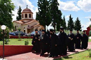 Η τελευταία Γενική Ιερατική Σύναξη της Ιεράς Μητροπόλεως Λαγκαδά