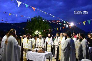 Η εορτή των Αγίων Πάντων στο Ναύπλιο