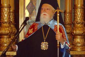 Πανηγυρικός Εσπερινός Ι. Ναού Αγ. Τριάδος Κεραμεικού